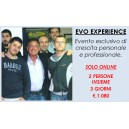 Evo Experience - 2 pers. - 3 g.